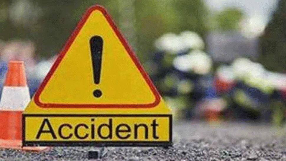 मध्य प्रदेश: धार ज़िले में दर्दनाक सड़क हादसा, 3 नौजवानों की मौत