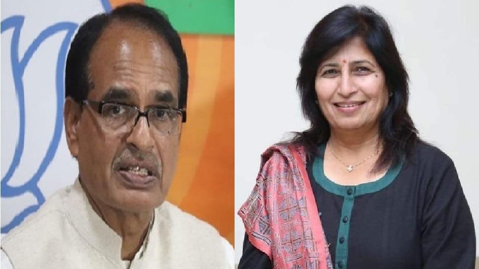 कमलनाथ सरकार में मंत्री रहीं विजयलक्ष्मी साधौ ने CM शिवराज को बताया 'पनौती बाबा'