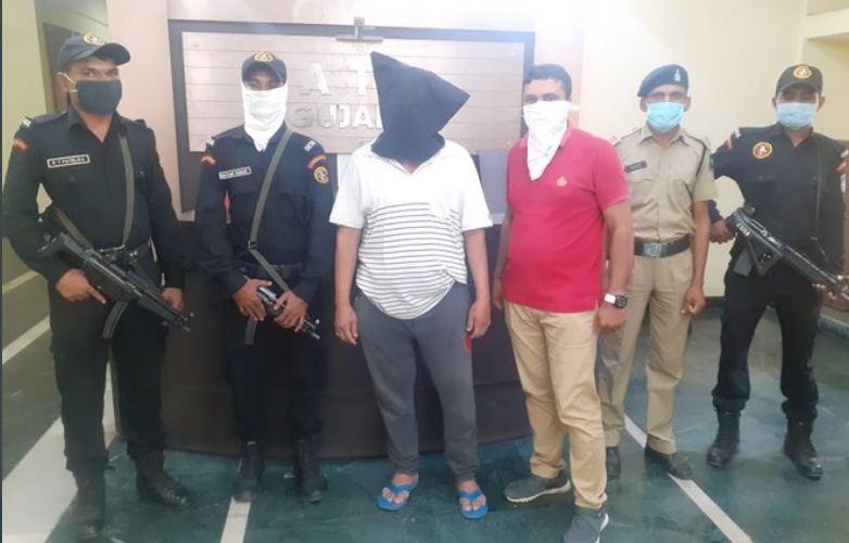 गुजरात ATS ने दाऊद इब्राहिम के खास गुर्गे बाबू सोलंकी को किया गिरफ्तार