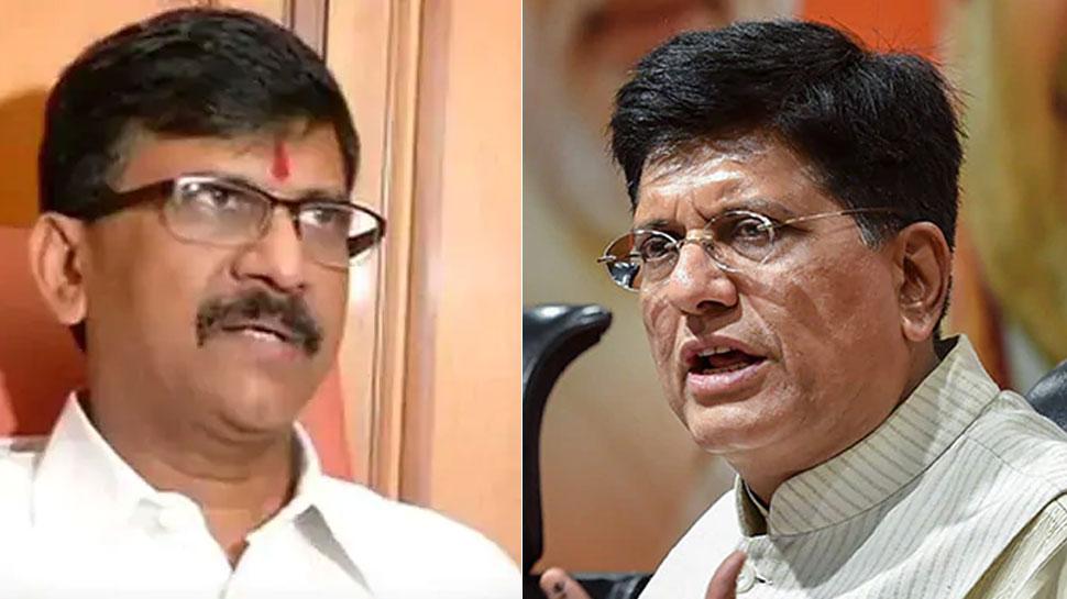 ट्रेनों पर किचकिच: शिवसेना का तंज, 'रेल मंत्री जी! मत भूलिये कि आप महाराष्ट्र से हैं'