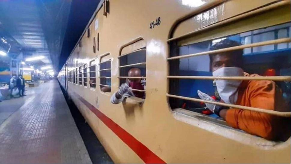 कटिहार पहुंची श्रमिक स्पेशल ट्रेन, प्रवासियों के लिए नहीं की गई खाने-पीने की व्यवस्था