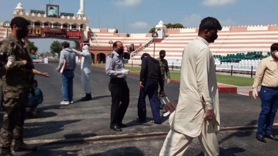 Lockdown के कारण भारत में फंसे 179 पाकिस्तानी नागरिक लौटे अपने वतन, इन राज्यों में रुके थे