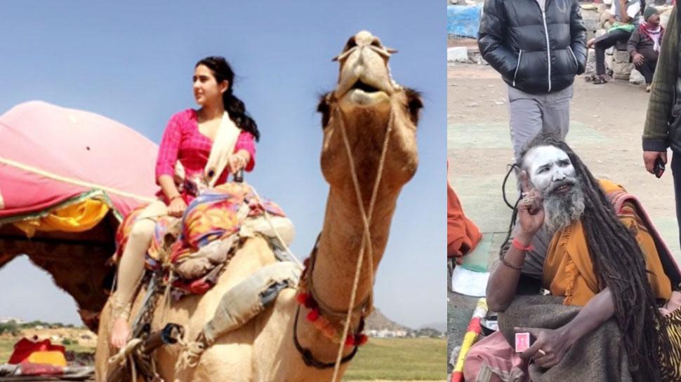 Sara Ali Khan बनीं गाइड: फैन्स को कराया 'भारत दर्शन', शेयर किया मजेदार VIDEO