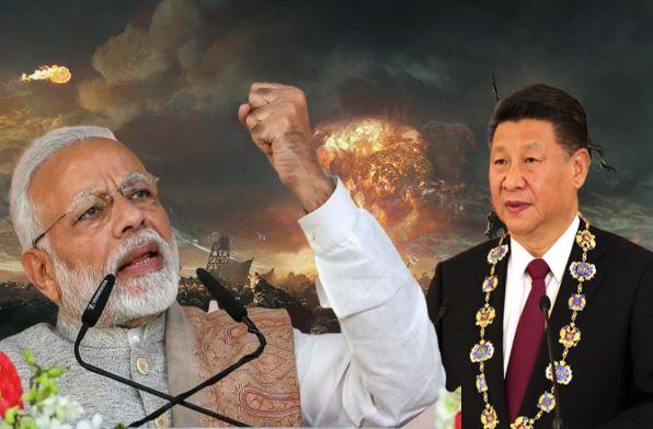 ग्लोबल टाइम्स में चाहें कितनी करो छपाई, चीन से 62 का बदला लेने की बारी आई