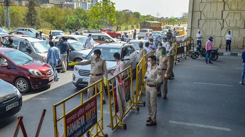 दिल्ली में कोरोना का कहर, पहली बार 24 घंटे में सामने आए एक हजार से ज्यादा मामले