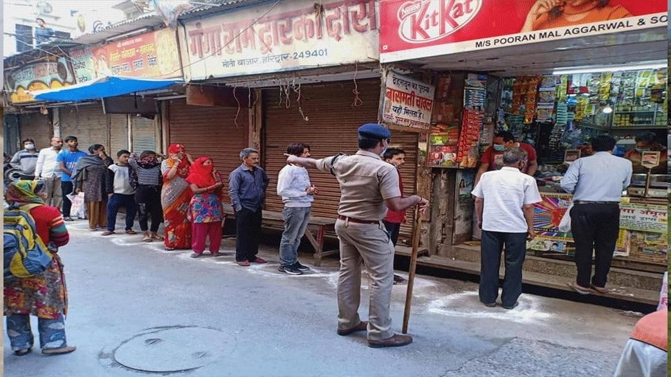 उत्तराखंड में दुकानें खुलने का वक्त बदला, अब इतने बजे तक खुले रहेंगे बाजार
