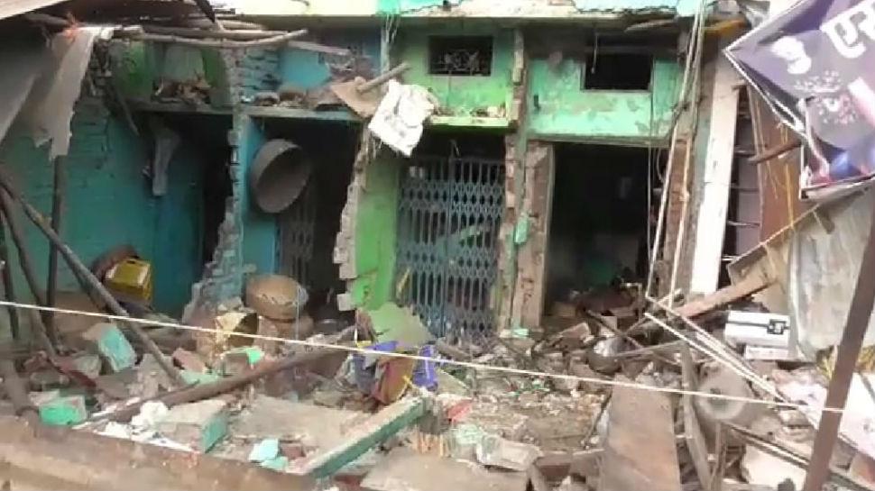मुंगेर: 11 हजार वोल्ट का तार गिरने से महिला-नवजात की मौत, ग्रामीणों ने NH-80 किया जाम