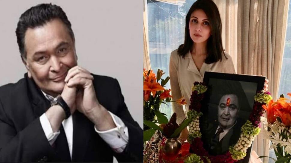 Rishi Kapoor के निधन के एक महीने बाद Riddhima हुईं भावुक, कहा- 'महान आत्मा कभी नहीं मरती'