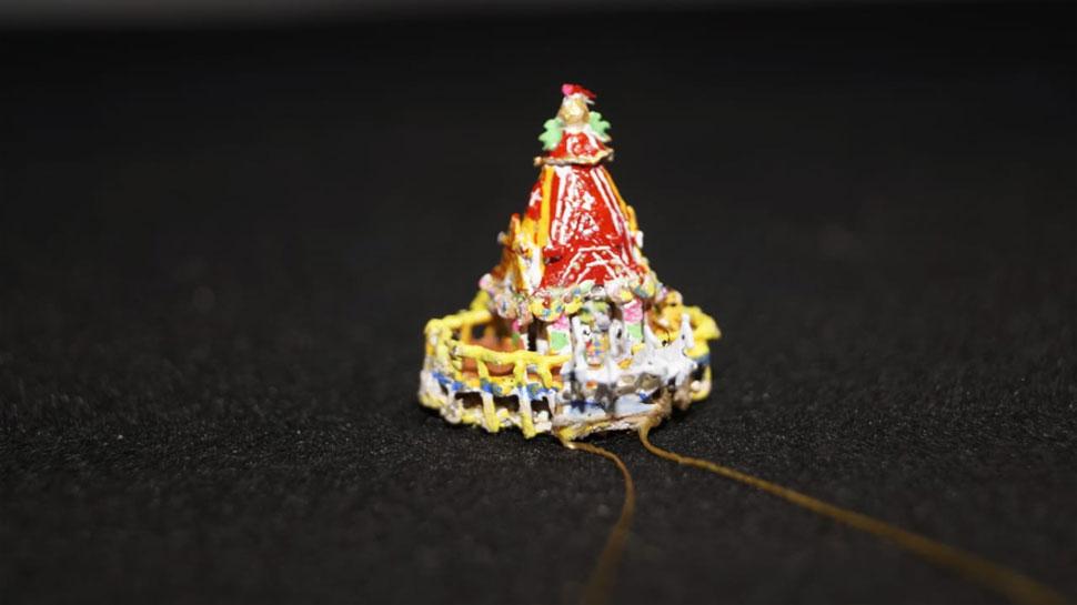 World smallest chariots