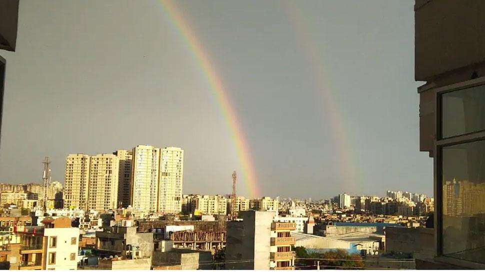 hashtag rainbow trending on social media