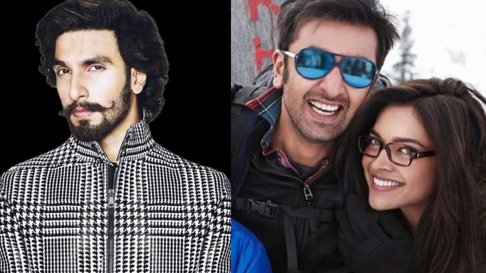 रणबीर कपूर के साथ दीपिका पादुकोण ने शेयर की ऐसी तस्वीरें, कमेंट करने से नहीं चूके Ranveer Singh