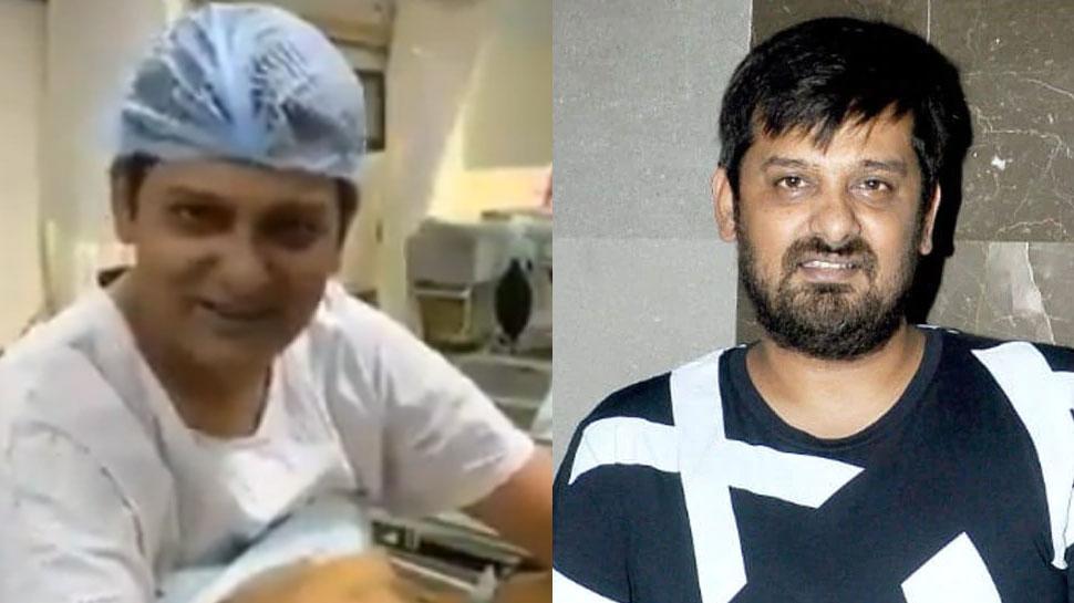 सोशल मीडिया पर वायरल हुआ Wajid Khan का ये VIDEO! अस्पताल में गा रहे थे 'हुड हुड दबंग'
