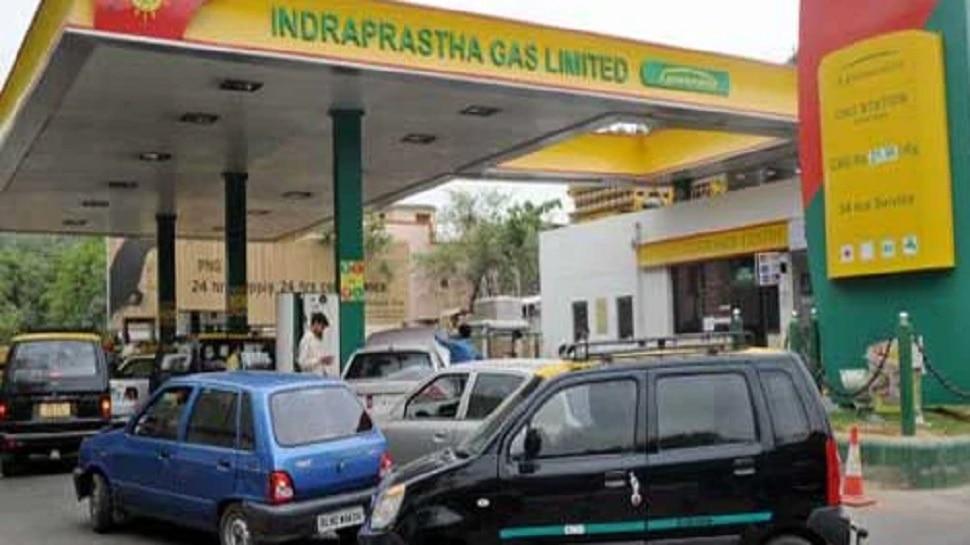 आम लोगों को झटका! दिल्ली में आज से महंगी हुई CNG, प्रति किलो एक रुपये बढ़े दाम