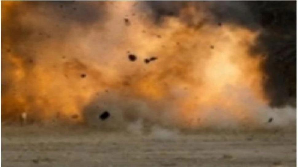 काबुल की मस्जिद में धमाका, दो की मौत, दो घायल