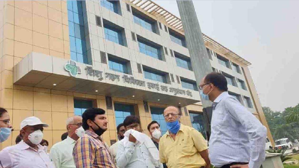 Country's first Piku hospital built in Muzaffarpur at a cost of 72 crores  service starts from June 6   बिहार: 72 करोड़ की लागत से बच्चों के लिए बना  पीकू अस्पताल, होगा