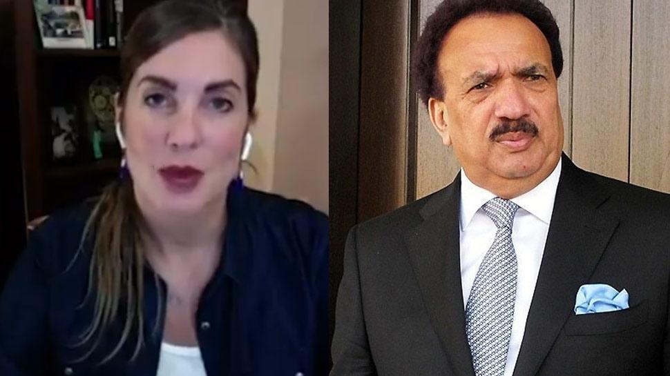 पाकिस्तान के पूर्व गृहमंत्री रहमान मलिक ने राष्ट्रपति भवन में मेरा रेप किया: महिला पत्रकार