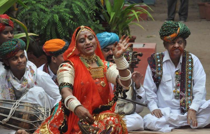 आपदा में अवसरः घरबैठे राजस्थानी संस्कृति से रूबरू करा रहा है सोशल मीडिया कैंपेन मरुमणि