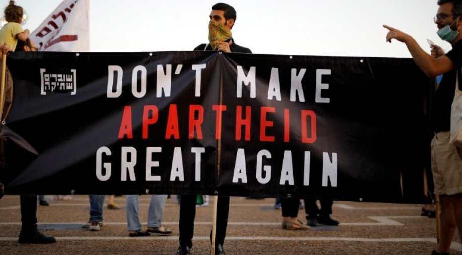 इजराइल PM बेंजामिन नेतन्याहू की इस योजना के खिलाफ सड़कों पर उतरे लोग