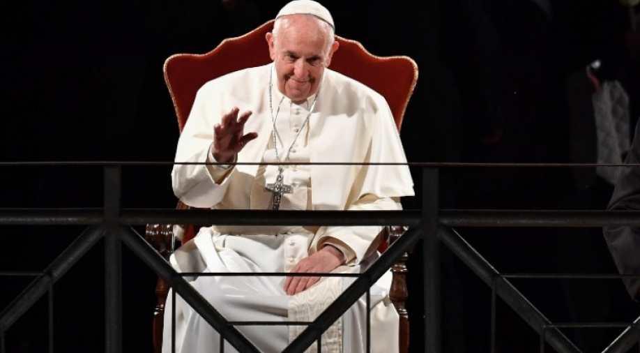 पोप फ्रांसिस ने लोगों से कहा, इतनी जल्दी न मनाएं कोरोना वायरस पर जीत का जश्न
