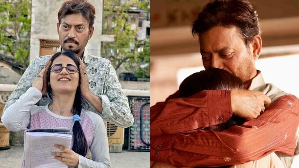 ऑनस्क्रीन बेटी को सता रही Irrfan Khan की याद, इमोशनल पोस्ट करते हुए लिखा- 'तेरी बेटी मैं'