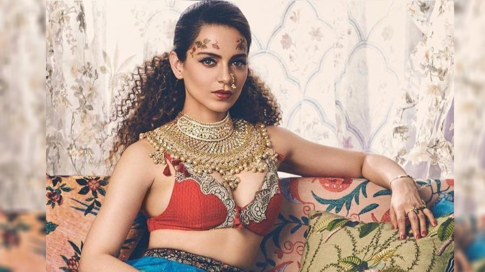 First fully directed film of Kangana Ranaut will be Aparajita Ayodhya | Kangna  Ranaut ने कियाअगली फिल्म Aparajitha Ayodhya का ऐलान, खुद करेंगी डायरेक्शन!  | Hindi News, बॉलीवुड