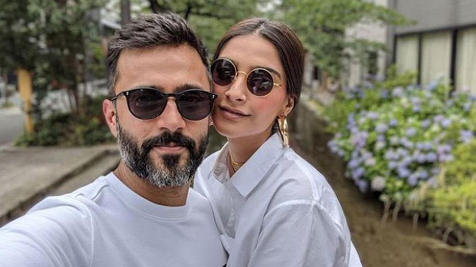 वर्कआउट करते हुए Sonam Kapoor ने किया ऐसा काम! पति ने शेयर किया मजेदार VIDEO