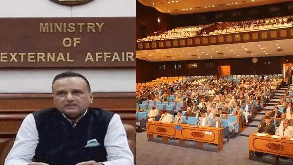 नेपाल की संसद ने विवादित नक्शे को दी मंजूरी, भारत ने भी दिया कड़ा जवाब