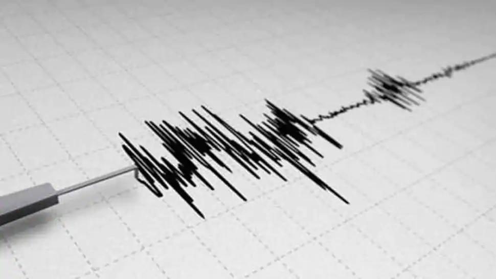 गुजरात में फिर भूकंप के झटके, रिक्टर स्केल पर मापी गई 4.4 की तीव्रता