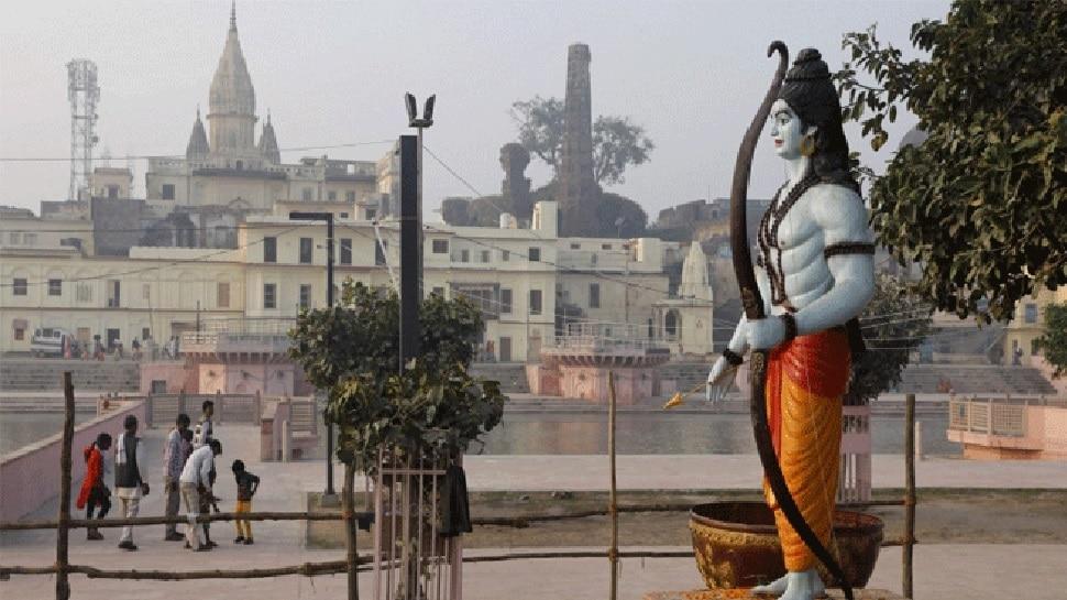 अयोध्या: जानिए कितना आगे बढ़ा है राम मंदिर का निमार्ण कार्य और कब होगा भूमि पूजन?