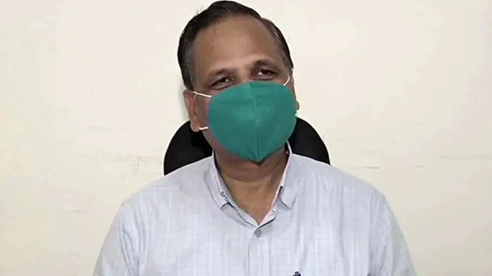दिल्ली के स्वास्थ्य मंत्री सत्येंद्र जैन कोरोना संक्रमित, AAP MLA भी पॉजिटिव
