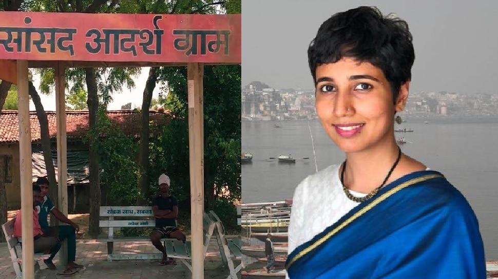 PM मोदी के गोद लिए गांव पर रिपोर्टिंग को लेकर पत्रकार पर FIR, ये हैं आरोप