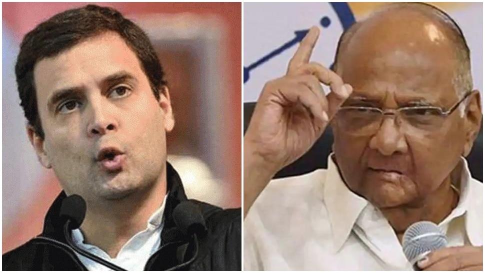 सरहद पर टेंशन: शरद पवार को राहुल गांधी के सवाल पर आपत्ति, कह डाली ये बात