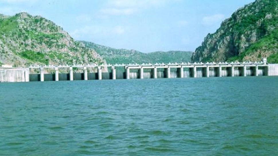 राजस्थान: मानसून से पहले बीसलपुर बांध लबालब, एक-दो बारिश में फुल हो जाएगा डैम