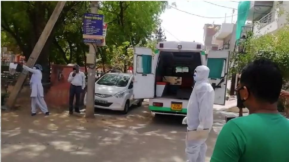 मंगलवार को राजस्थान में रिकॉर्ड तोड़ नए कोरोना संक्रमित, जयपुर में आये इतने अधिक केस