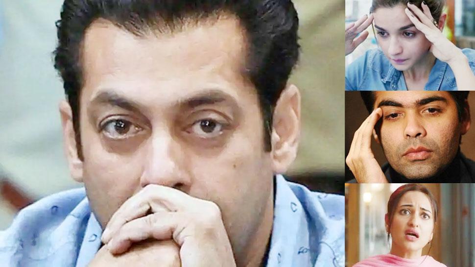 Salman Khan से लेकर आलिया, करण और सोनाक्षी तक, तेजी से घट रहे फॉलोअर्स