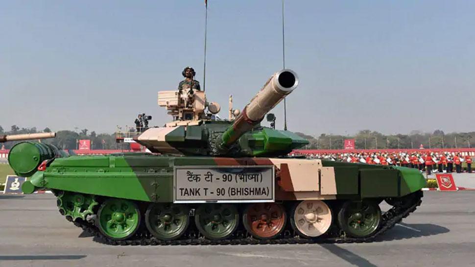 #ZeeNewsWorldExclusive: भारतीय सेना का 'भीष्म' अवतार, चीनी T-95 टैंक को ताबड़तोड़ जवाब