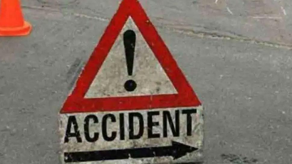 अलवर: शराबी युवकों ने कार से मारी बुजुर्ग को टक्कर, मौके पर हुई मौत