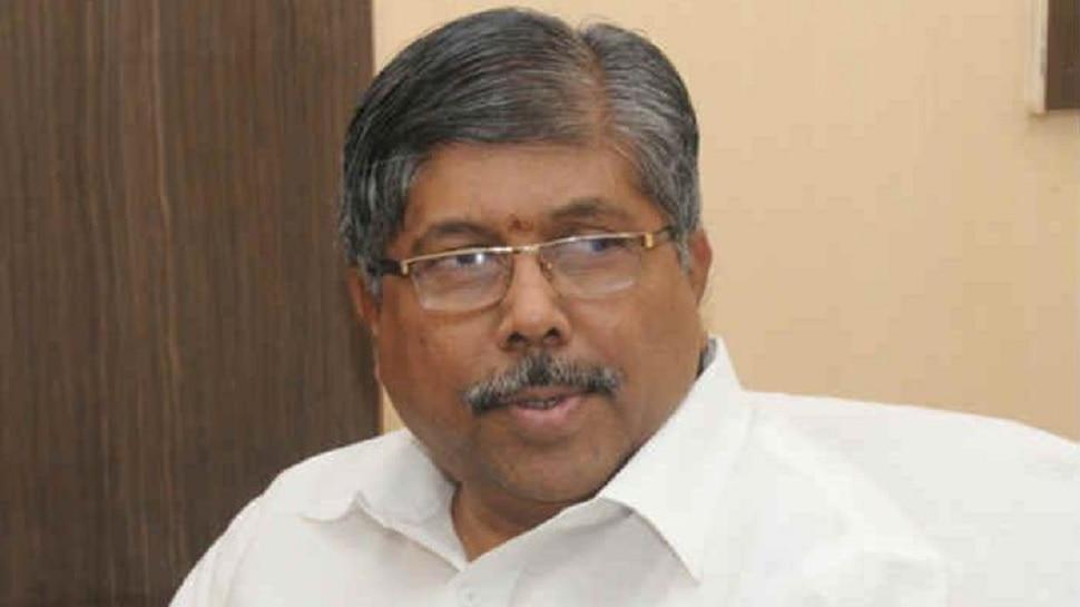 बीजेपी MLC के शरद पवार पर दिए गए बयान पर हंगामा, बचाव में उतरे चंद्रकांत पाटिल