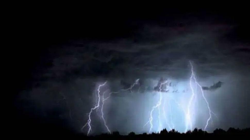 छत्तीसगढ़ में येलो अलर्ट, मौसम विभाग ने जताई आकाशीय बिजली गिरने की संभावना