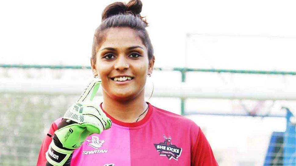 अदिति ने की अपनी टीम की तारीफ, कहा- 'भारतीय महिला फुटबॉल में विविधता में एकता है