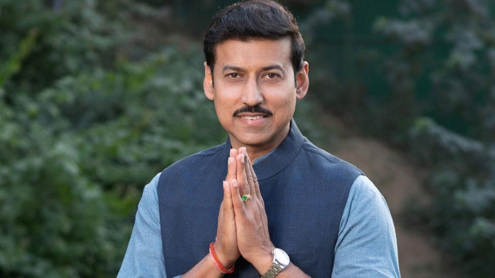 जयपुर: कोरोना काल में लोगों की मदद कर रहे BJP MP, जरुरतमंदों को बटवा रहे राहत सामग्री