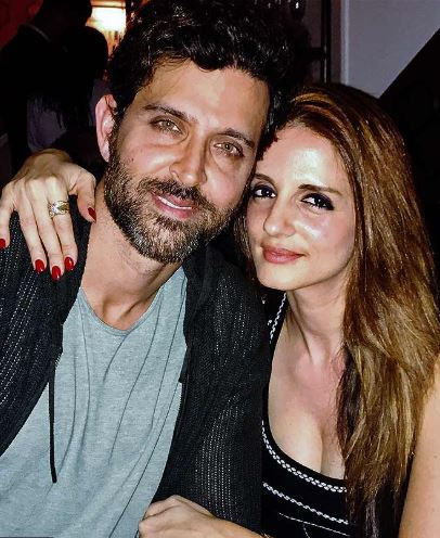 hrithik and sussanne love story
