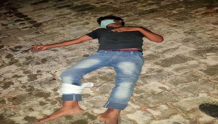 कानपुर: नाबालिग छात्रा की खुदकुशी के जिम्मेदार शोहदे को 24 घंटे के अंदर पुलिस ने मुठभेड़ में पकड़ा