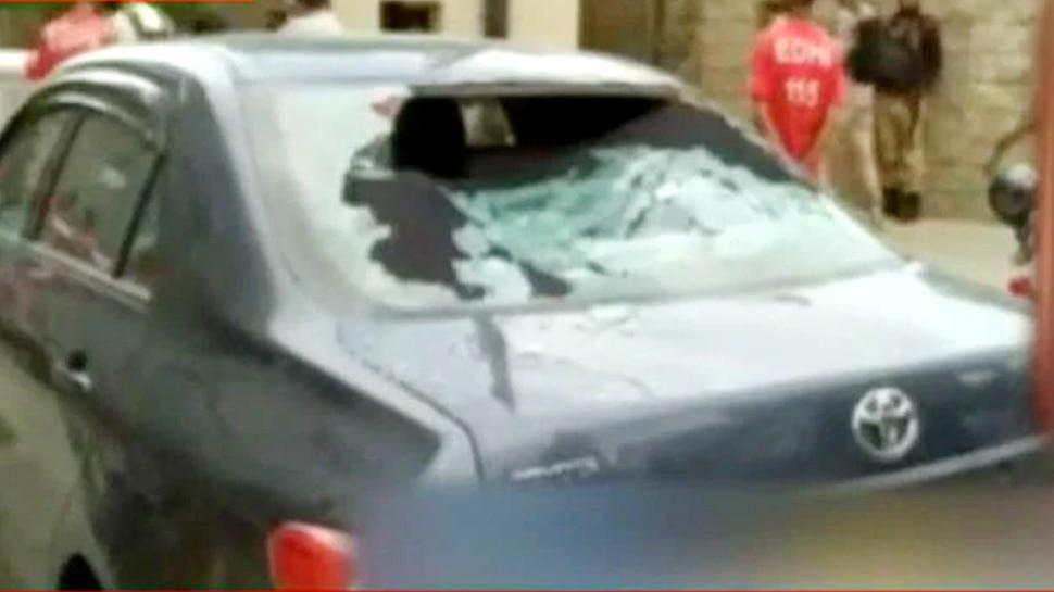 कराची: स्टॉक एक्सचेंज पर दहशतगर्दाना हमला, 4 दहशतगर्द समेत 10 की मौत