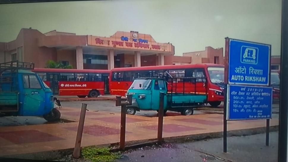 झारखंड: लॉकडाउन में थमी है बसों की रफ्तार, ड्राइवर, खलासी-कंडक्टर का धैर्य दे रहा जवाब