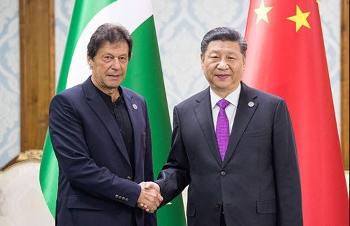 China and Pakistan plot against India in PoK, 40 J-10 fighter jets ...