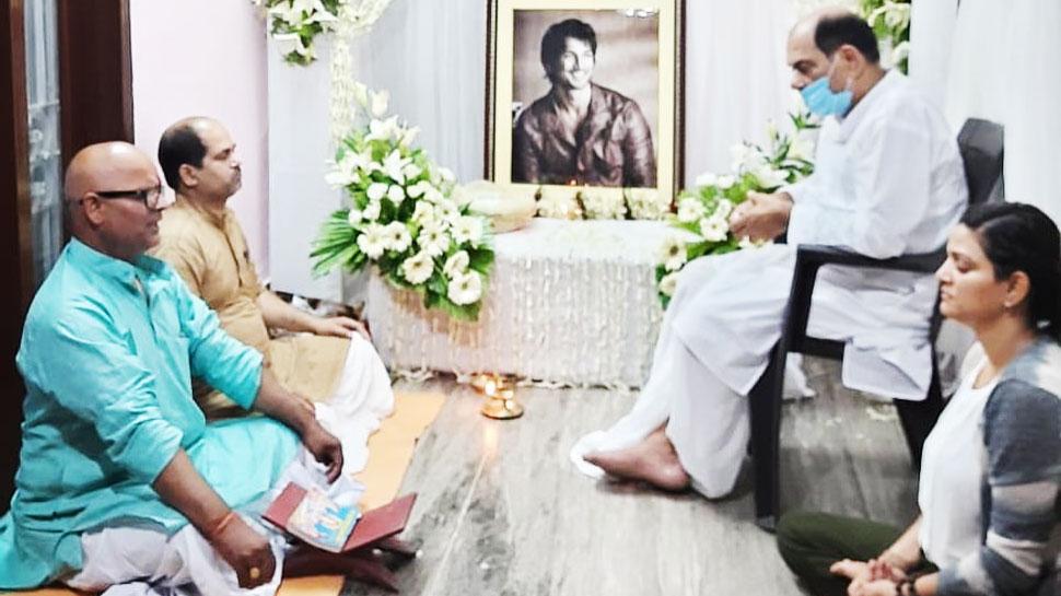 Sushant Singh Rajput की याद में बहन ने लिखी इमोशनल पोस्ट, कहा- 'आखिरी विदाई मेरे छोटे भाई'