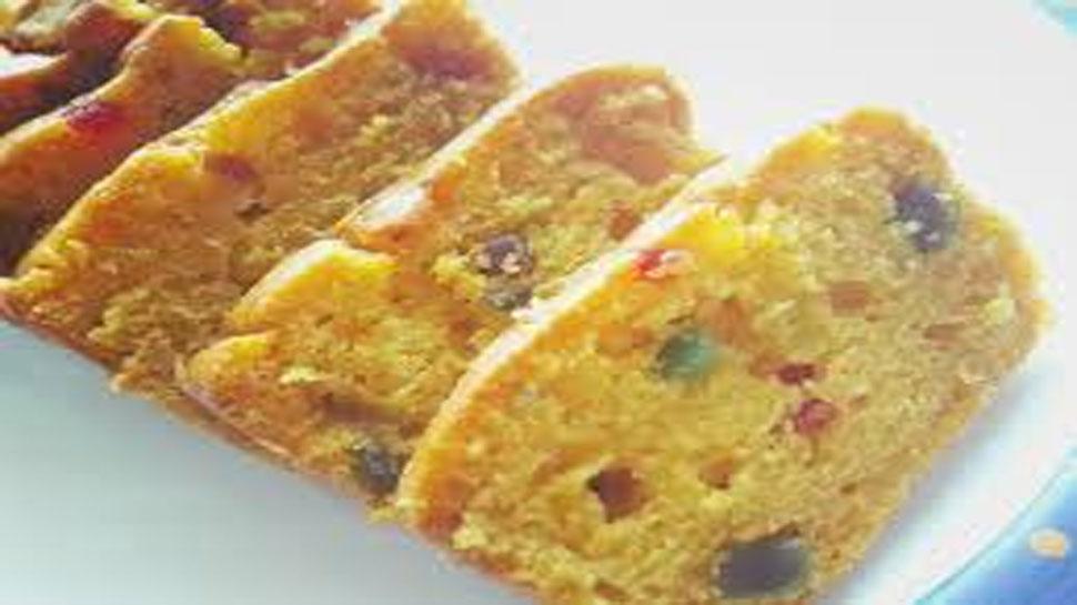 कोरोना काल में खाइए स्वादिष्ट 'एगलेस मैंगो केक', जानें बनाने की विधि