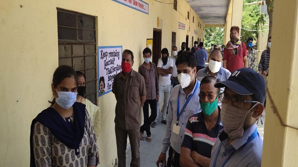 राजस्थान: MG विद्यालय में दाखिले के लिए छात्रों की भरमार, स्कूलों को निकालनी पड़ रही लॉटरी