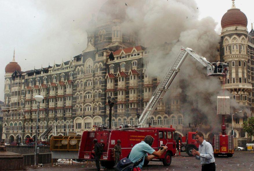 26/11 दोहराने की साजिश, पाकिस्तान से आई ताज होटल पर हमले की धमकी